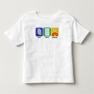 Rock Paper Scissors Toddler T-shirt