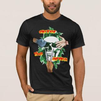 Rock Paper Scissors - WORLD WARRIOR T-Shirt