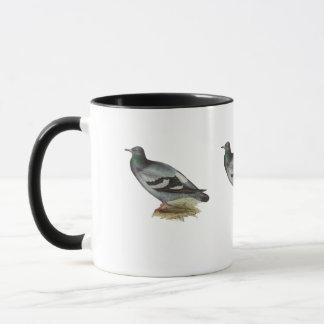 Rock Pigeon or Rock Dove Mug