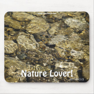 Rock Pool Nature Collection Mouse Pad