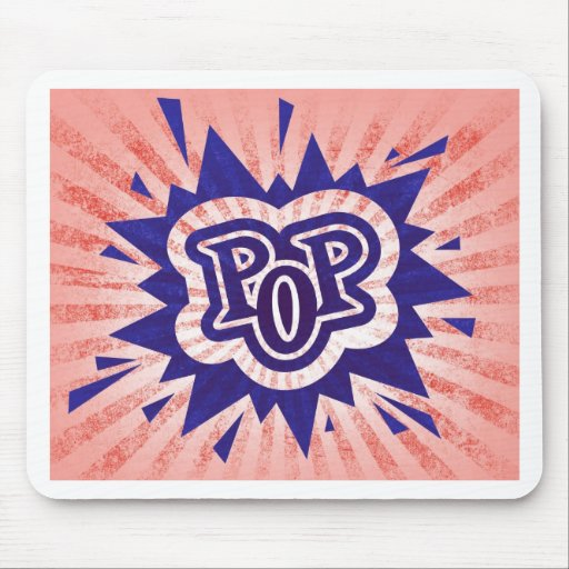 Rock Pop Music Sign Design Signal Rocking Funny S Mouse Pad