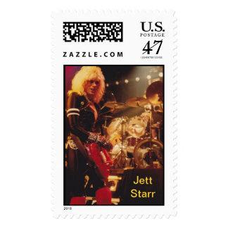 rock postage stamp