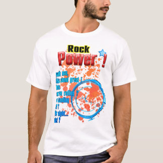 Rock Power T-Shirt