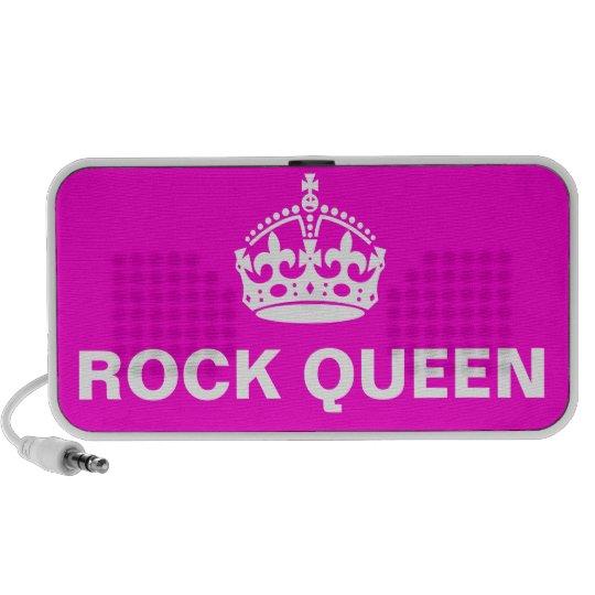 Rock Queen Mini Speaker