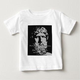 Rock Quotes - Plato Infant T-shirt