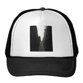 Rock ravine trucker hat