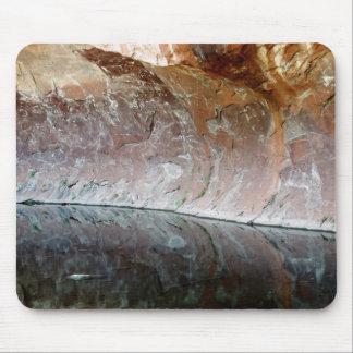 Rock Reflection Mouse Pad