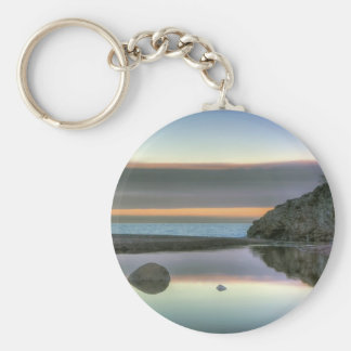 Rock Reflections Keychain