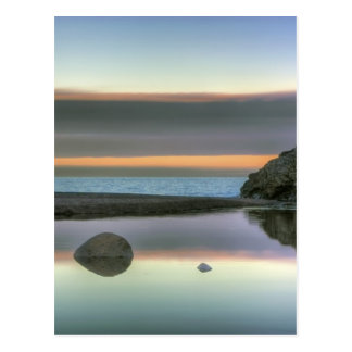 Rock Reflections Postcard
