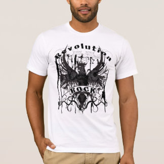 Rock Revolution Men's T-shirt American Apparel