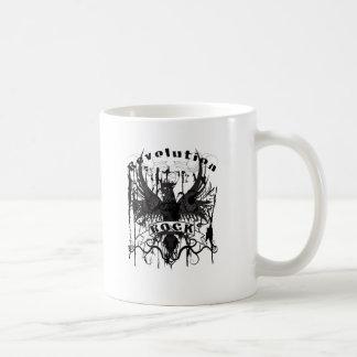 Rock Revolution Music American Apparel Coffee Mug