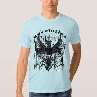 Rock Revolution T Shirt