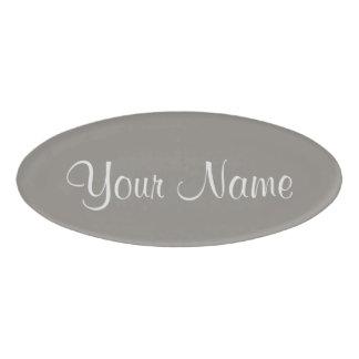Rock Ridge Name Tag