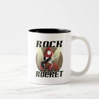 Rock Rocket Mug