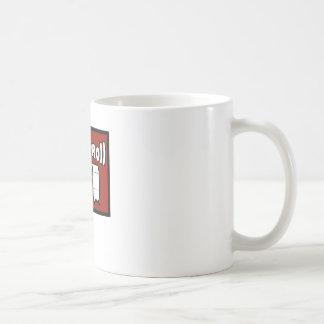 Rock & Roll! Classic White Coffee Mug