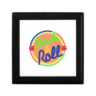 Rock & Roll Gift Box