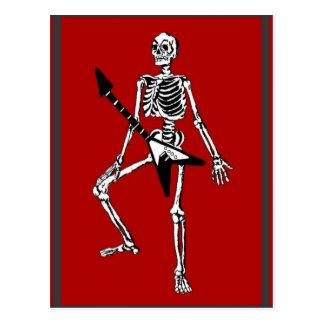 Rock & Roll In My Bones Postcard
