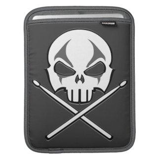 Rock & Roll iPad Sleeve Heavy Metal Drummer Case