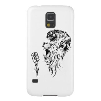 Rock&roll lion galaxy s5 cover