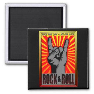 Rock & Roll Magnet