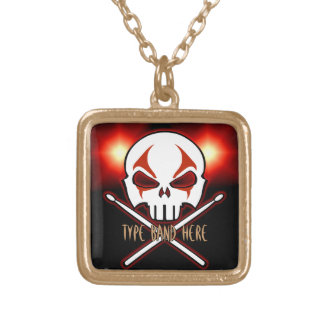 Rock & Roll Necklace Heavy Metal Necklace Jewelry