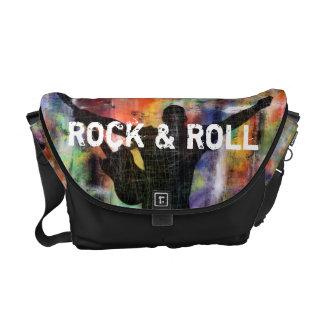 Rock & Roll Revolution Courier Bag