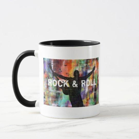 Rock & Roll Revolution Mug