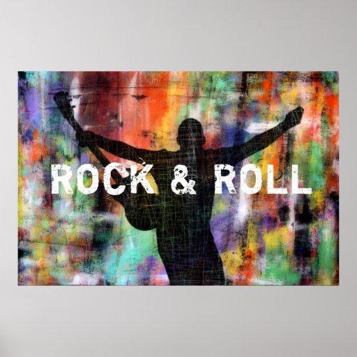 Rock & Roll Revolution Poster