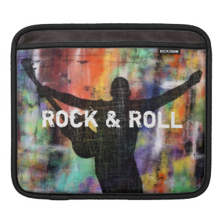 Rock & Roll Revolution Sleeve For iPads