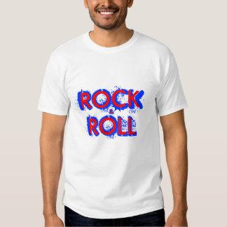 ROCK, ROLL, ROCK, ROLL, SHIRT