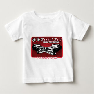 Rock & Roll Time Machine Baby T-Shirt