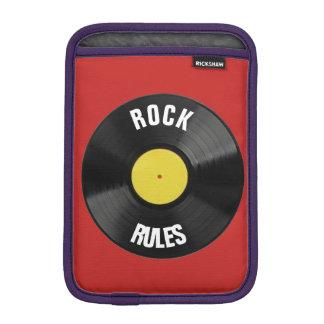 Rock Rules Sleeve For iPad Mini