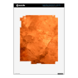 Rock Salt Lamp iPad 3 Skins