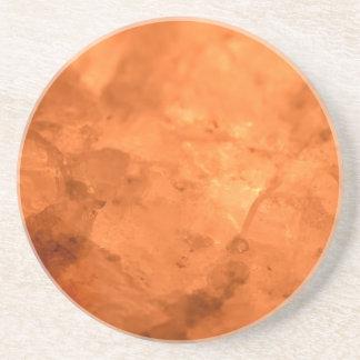 Rock Salt Lamp Sandstone Coaster