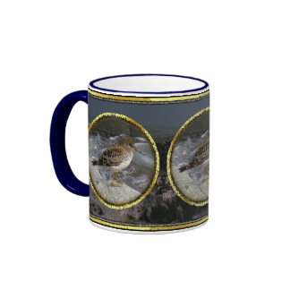 Rock Sandpiper Calidris ptilocnemis Mugs
