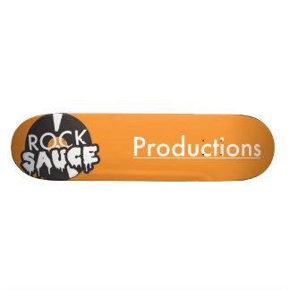 Rock Sauce Productions Deck Skate Decks