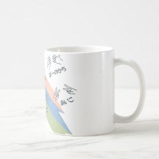Rock-Scissors-Paper!! Coffee Mug