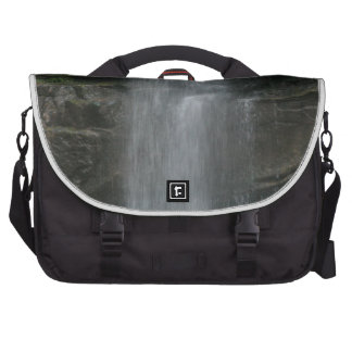 Rock Shelf Waterfall Computer Bag