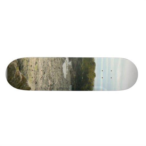Rock Shore Skate Board Deck