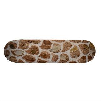 Rock & Skate Skateboard Deck