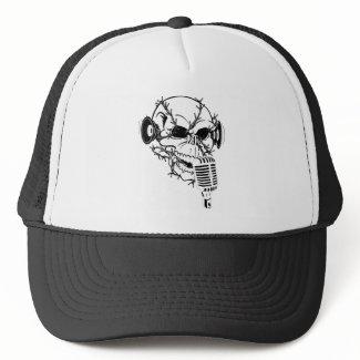 Rock Skull hat