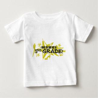 ROCK SNOT - 3RD GRADE BABY T-Shirt