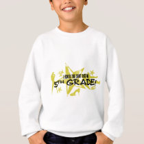Rock Snot - 5th Grade Sweatshirt