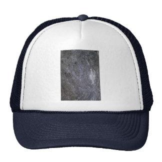 Rock Solid Blue jade Trucker Hats