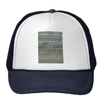 Rock Solid Blue strata Mesh Hats
