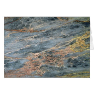 Rock Solid Painted in pastel Greeting Cards
