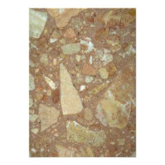 Rock Solid Sedimentary Invite