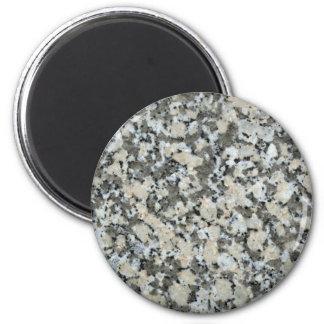 Rock Solid Taken for granite 2 Inch Round Magnet