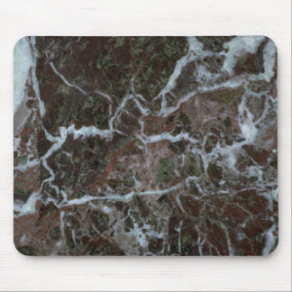 Rock Solid White rivers Mouse Pad