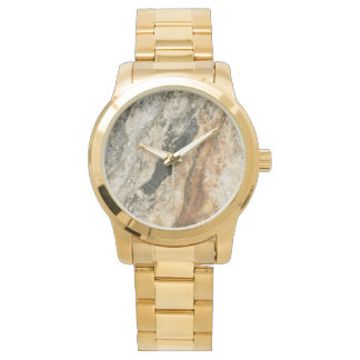 Rock Solid Wristwatch